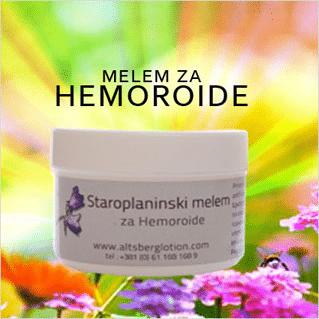 Hemoroidi prirodno lecenje