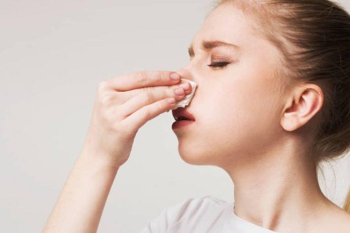Krvarenje iz nosa 2021